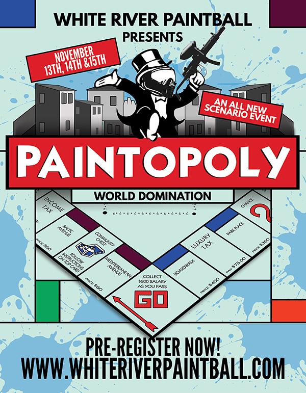 global domination paintball