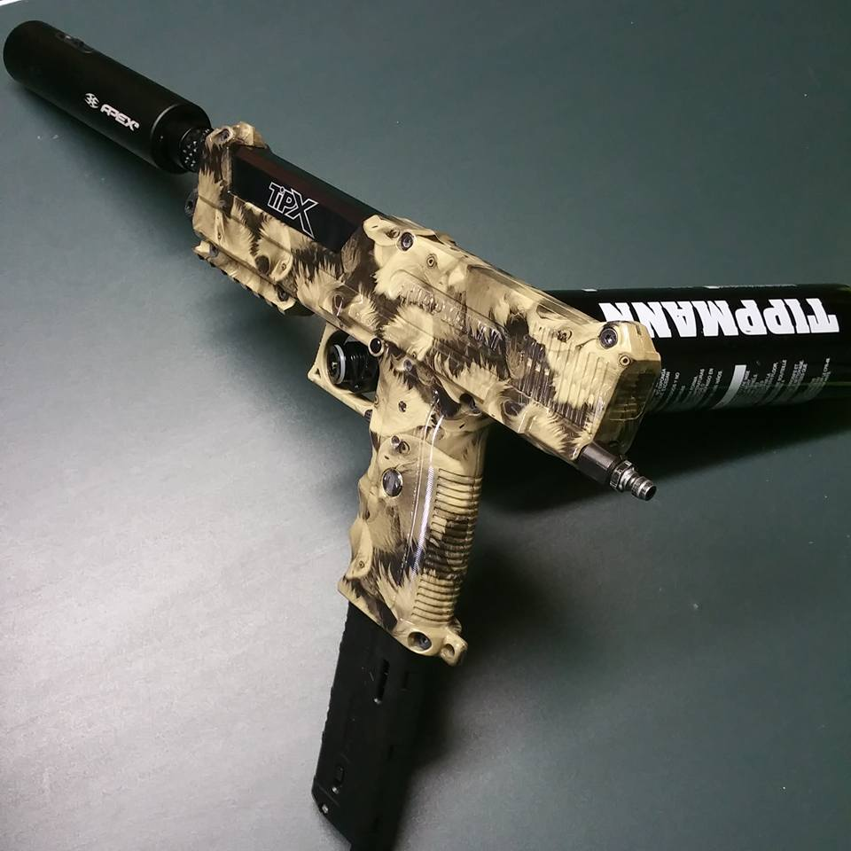 The Ultimate TiPX Guide | PaintballTech net